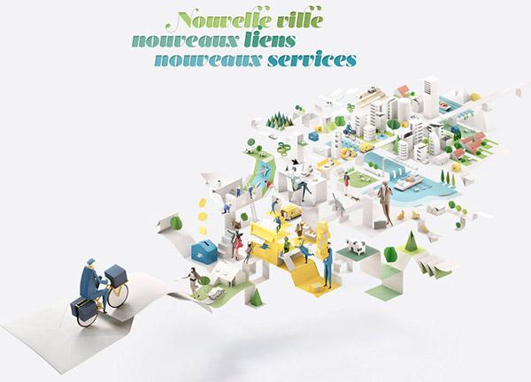 Prix du design de service - Groupe La Poste