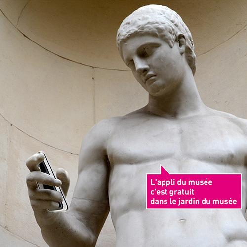 Crédit Photo: @SDegroisse, Lyon, musée des Beaux-Arts