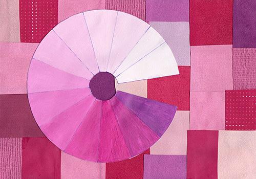 Portrait Sarah - Formation décoration EDAA - Harmonie colorée