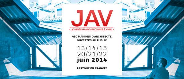 Journées Architectures à Vivre 2014