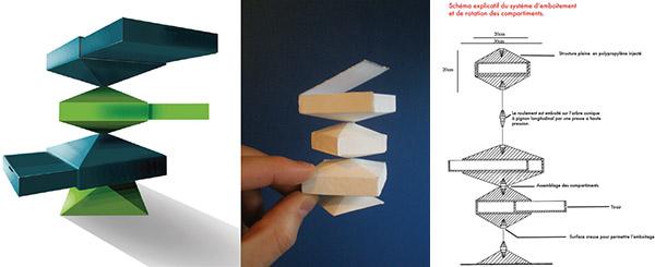 EDAA - Portrait Vincent - Formation design - Un objet pour cacher