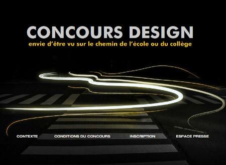 Concours design envie etre vu