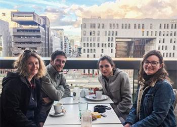Café Croquis à Lyon - 03/2019
