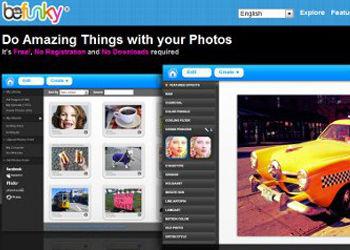 Retouchez gratuitement vos photos en
