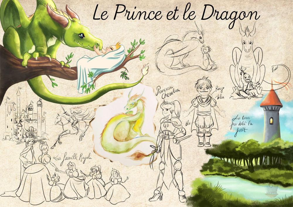 Le Prince et le Dragon